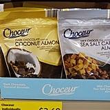 Choceur Coconut Almonds and Sea Salt Caramel Almonds