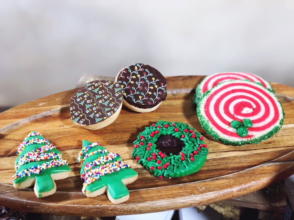 Holiday Cookies Christmas Food At Disneyland 2018 Popsugar Food