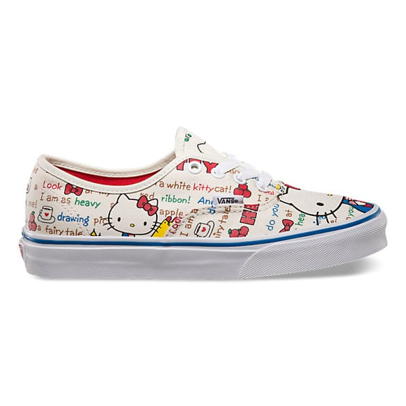 Hello Kitty Vans ($55)