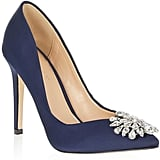 Lipsy Jewel Trim Court Shoes