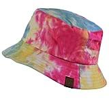 C.C Packable Reversible Tie-Dye Bucket Hat