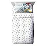 Harry Potter Hogwarts Crest Bed in a Bag Bedding Set with Reversible Comforter