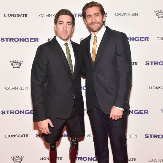 Jake Gyllenhaal at Stronger Premiere in New York City