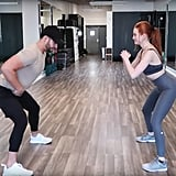 A Step-by-Step Breakdown of Madelaine Petsch's Daily Workout Routine