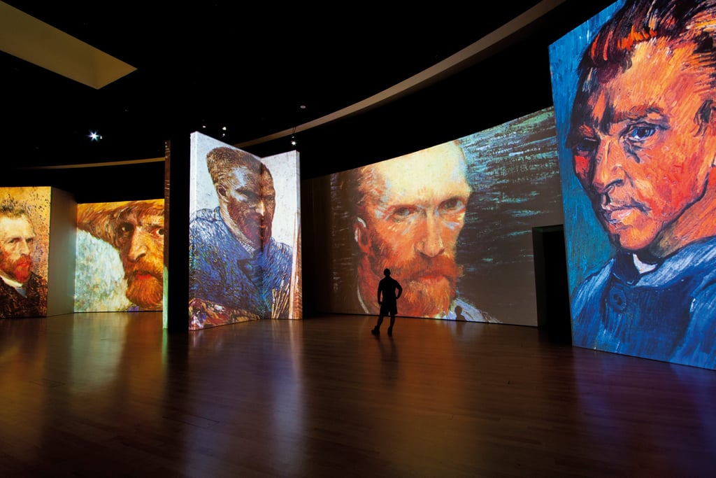 Van Gogh Alive – The Experience Exhibition UAE