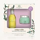 Organic Hemp Body Oil & Hemp Salve Gift Set | Cannabliss Organic