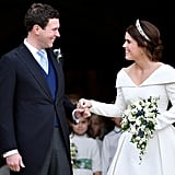 Princess Eugenie's Wedding Earrings