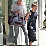 Pictures of Beckhams