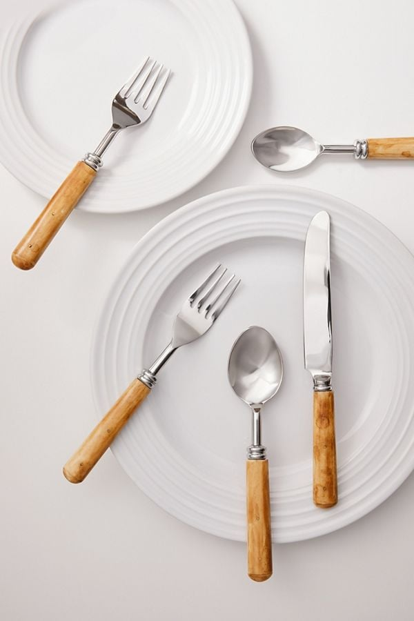 Convergence 5-Piece Flatware Set