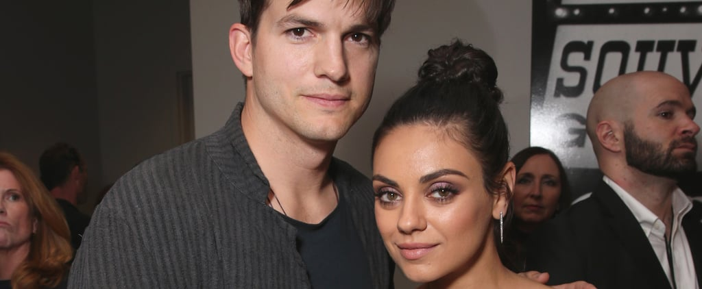 Mila Kunis and Ashton Kutcher Make a Rare (Yet Glamorous) Appearance at the Billboard Music Awards