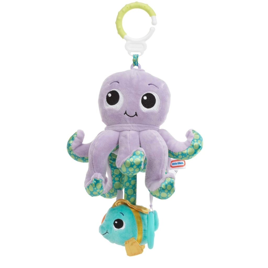For Infants: Little Tikes Soothe 'n' Spin Octopus