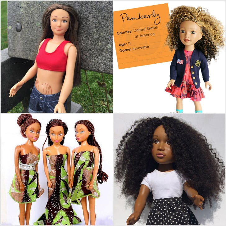 Our Favourite Barbie Alternatives That Are Far From Basic