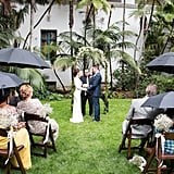 Courthouse Garden Wedding