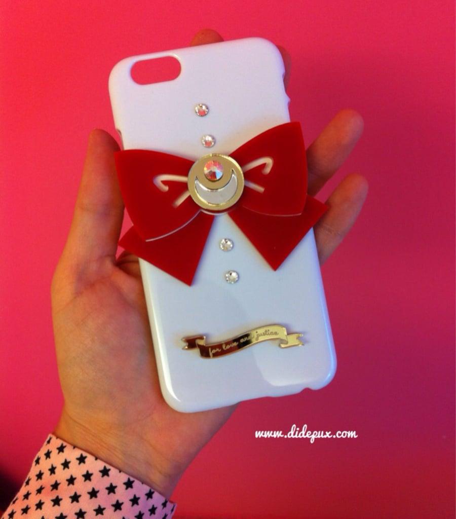 sale retailer ba0a0 999b3 Sailor Moon iPhone Cases | POPSUGAR Tech