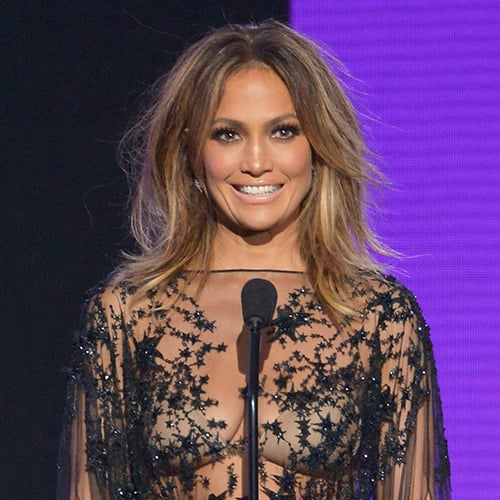 Jennifer Lopez and Celebrity Hair | POPSUGAR Celebrity