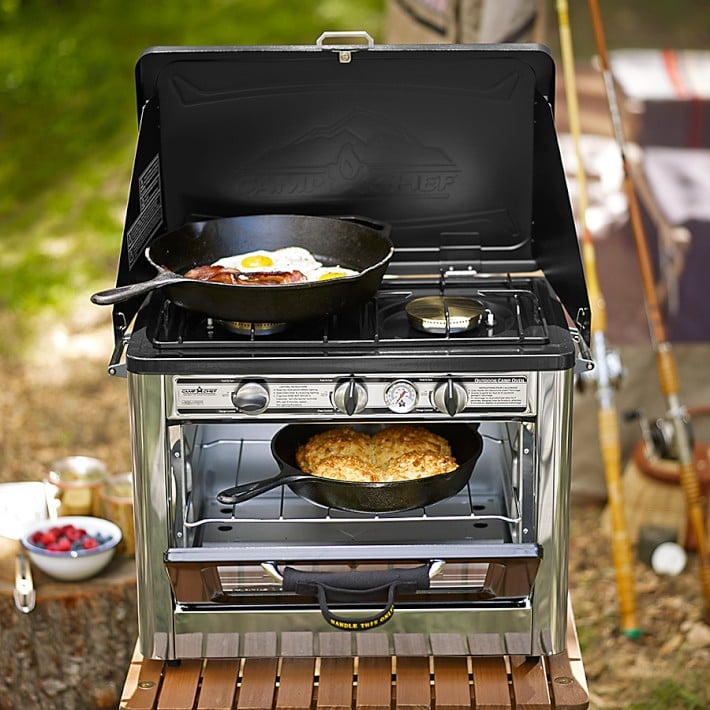 Portable Camping Stove And Oven Best Food Products June