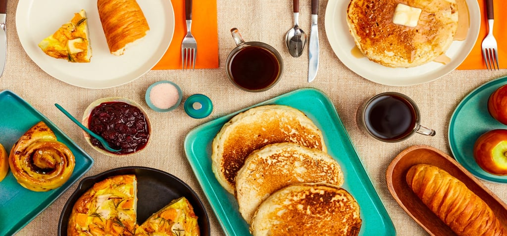 The Ultimate Outdoor Autumnal Brunch
