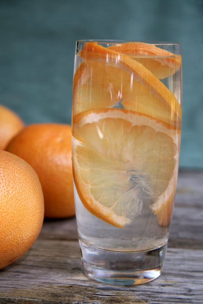 Add Grapefruit to Your Water