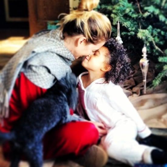 Ellen Pompeo Family Pictures