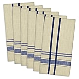 French Stripe Napkins ($25)