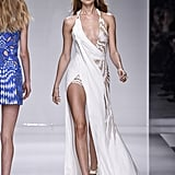 And in Versace Couture Spring '16 . . .