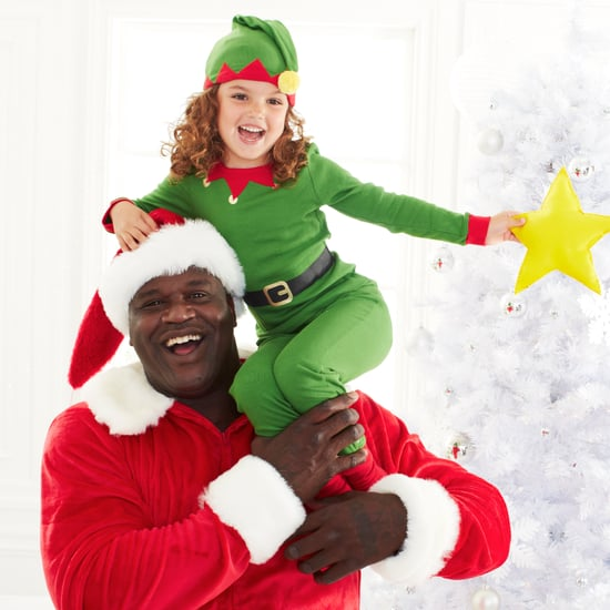 Shaquille O'Neal Tells Children About Charity