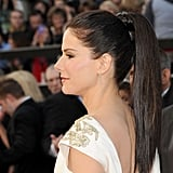 Sandra Bullock From the Side