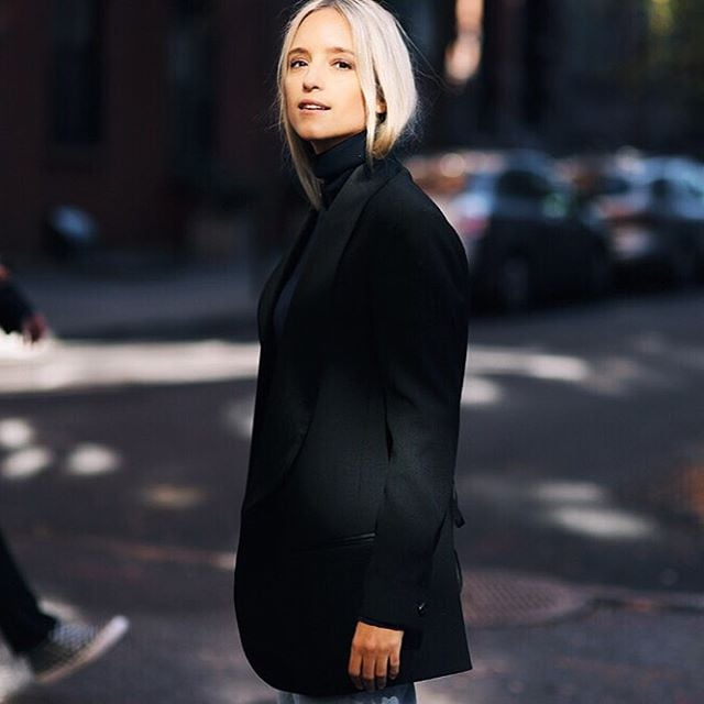 As Part of an All-Black Outfit