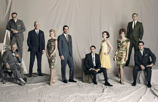 Mad Men Wins the Emmy For 2010 Best Drama Series