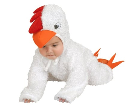 Chicken Infant Costume​