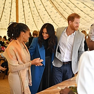 Meghan Markle's Cookbook Launch at Kensington Palace 2018