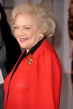 Betty White Parade Magazine Interview