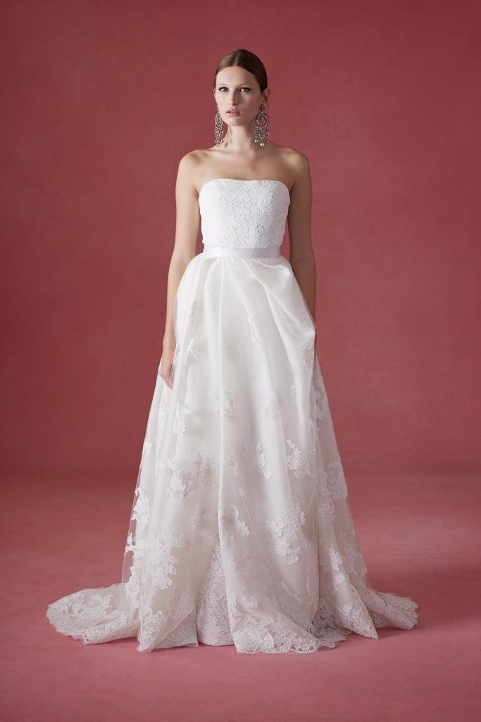 Wedding Dress Oscar De La Renta 81 Superb