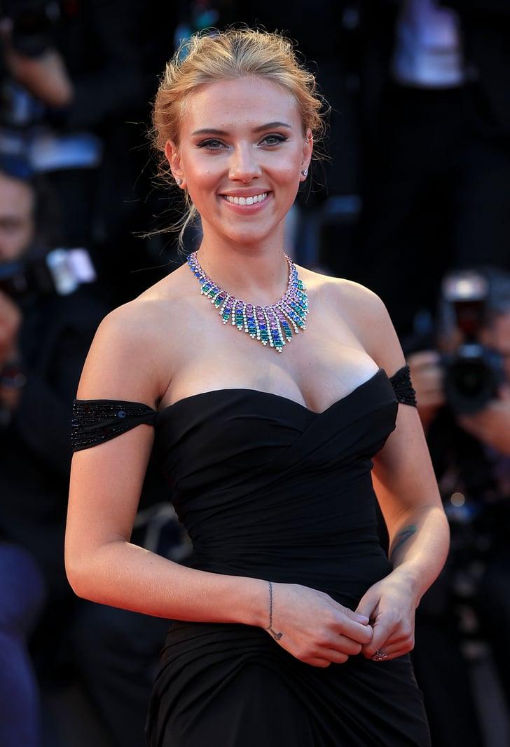 2013 Scarlett Johansson Evolution Popsugar Celebrity Photo 41