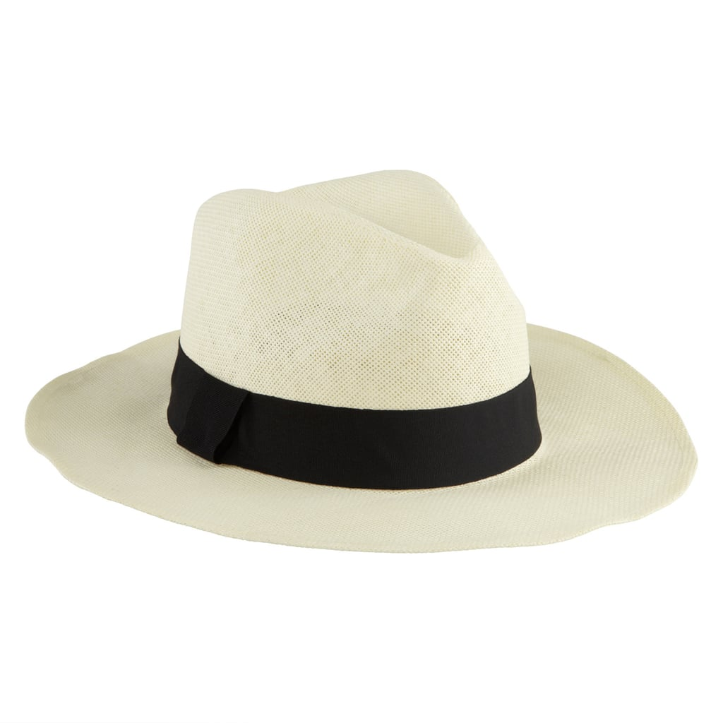 Spring doesn't truly start until you have a panama hat.  Aldo Sindorf Straw Panama Hat ($18)