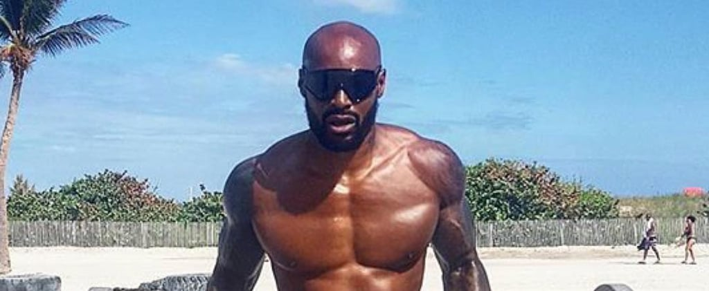 PSA: Please Enjoy These Delicious Photos of Hot Celebs Working Out — You're Welcome