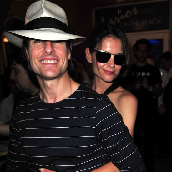 Pictures of Tom Cruise and Katie Holmes Out in Miami