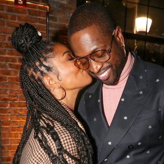 "Gabrielle Union Told Dwyane ""I Love You"" First on Accident"