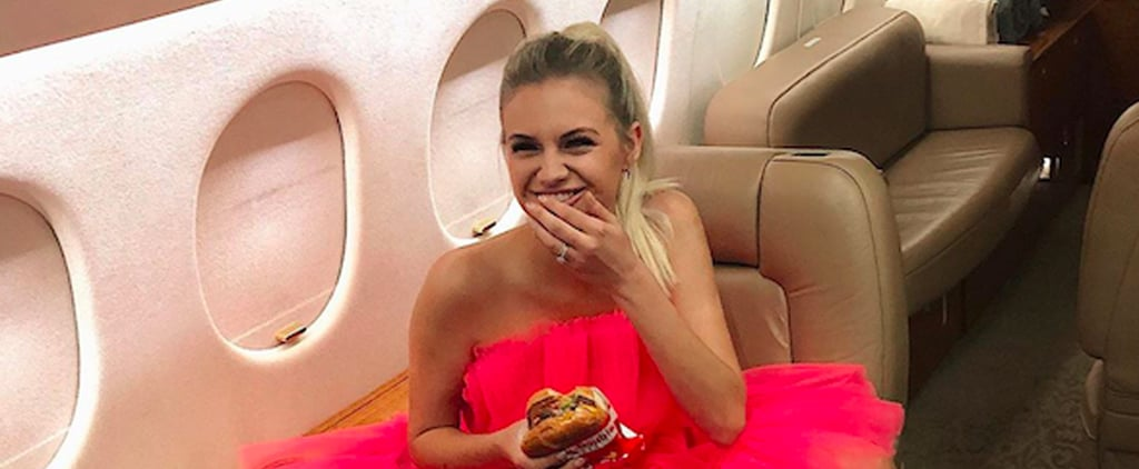 Kelsea Ballerini's Pink Giambattista Valli H&M Dress