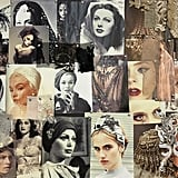Haute Hijab Luxury Collection Mood Board