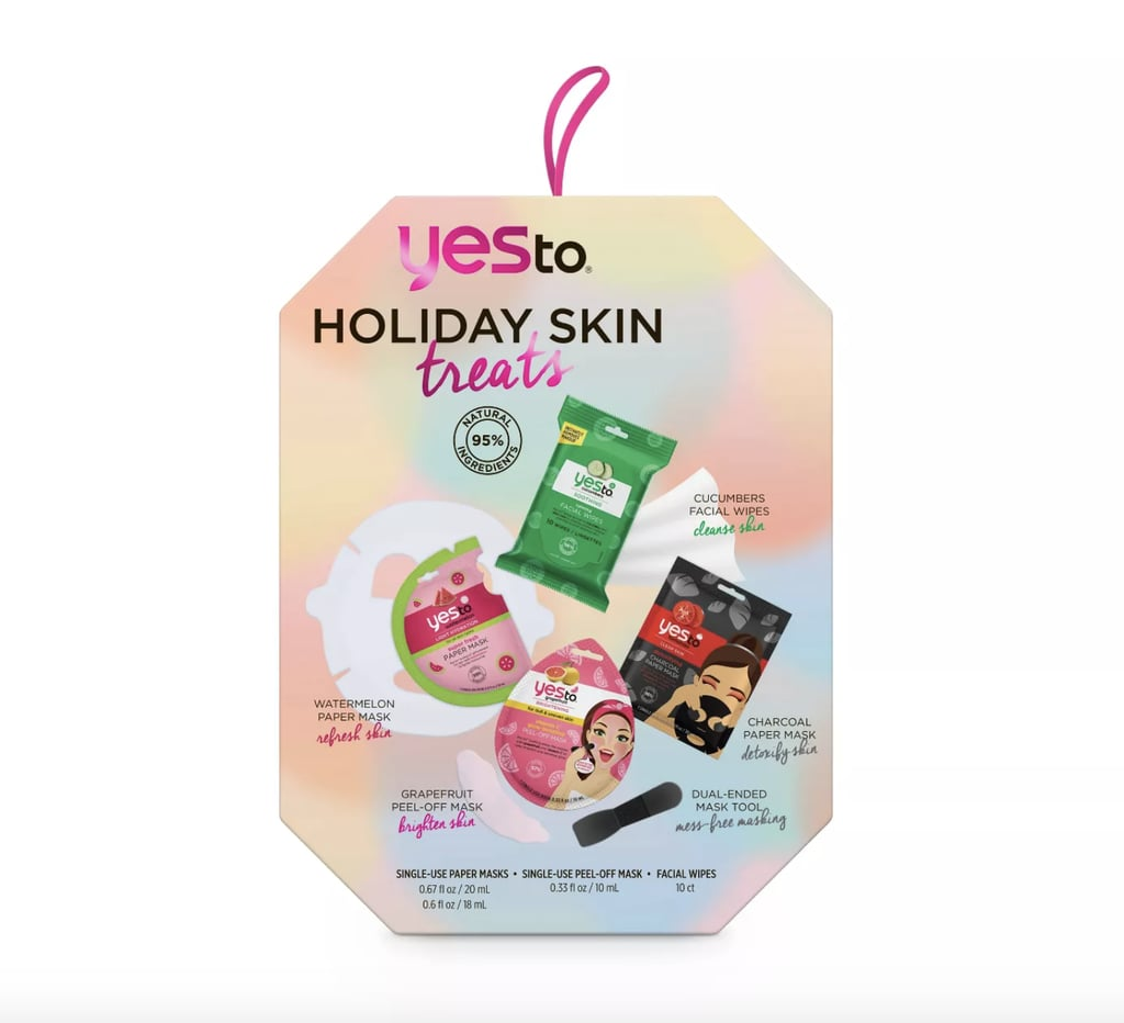 Yes To Holiday Skin Treats Gift Set