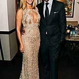 Beyoncé posed with Jay Z at the NYC premiere of Life Is But a Dream on Feb. 13.
