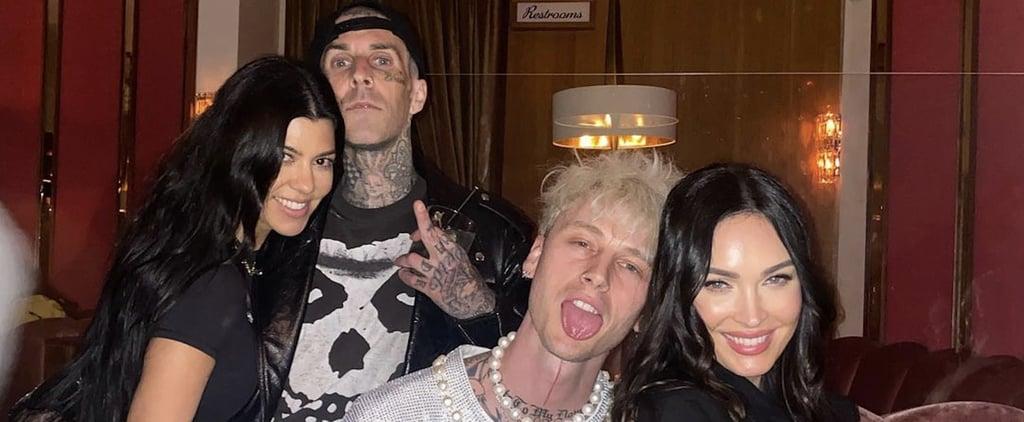 Machine Gun Kelly Celebrated His Birthday With Megan Fox
