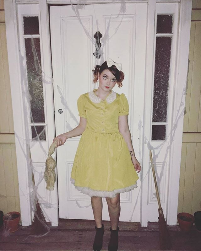 Diy Scary Halloween Costumes Popsugar Smart Living