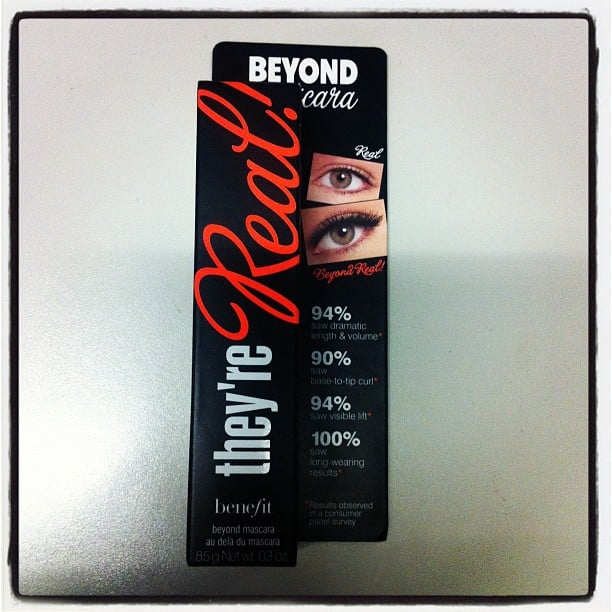 This Benefit goodie is the number-one selling mascara in Myer stores nationally. Pretty impressive, huh? This is one of those magical products that people ask about when they see it on you.