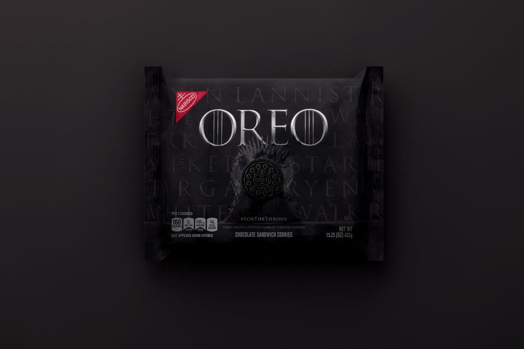 Game of Thrones Oreo Box