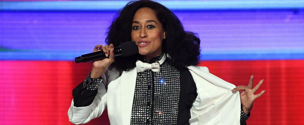 Tracee Ellis Ross Re-Created the Outfit Her Mum and Michael Jackson Wore 36 Years Later