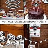 A Vintage Racer Party