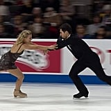 "Madison Hubbell and Zachary Donohue (USA), free dance to ""Across the Sky"" and ""Caught Out in the Rain"""