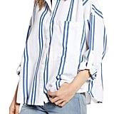 Wrangler Oversize Stripe Shirt
